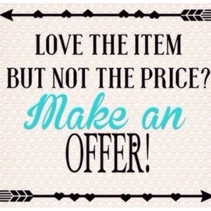 Other - Make an offer! 🛍 Fast Shipper+Top Rated Seller 🌟